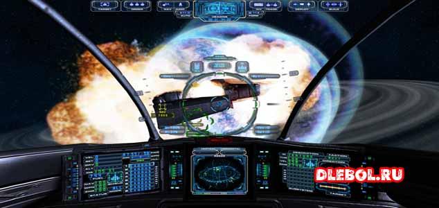 Evochron Mercenary игра про космос