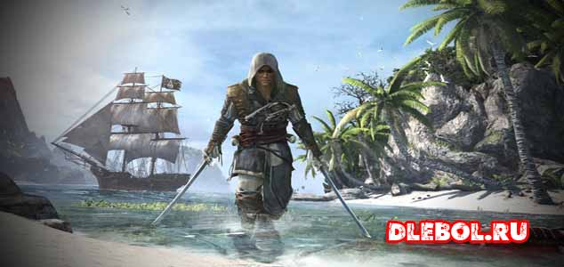 Assassins Creed IV Black Flag список игр про пиратов