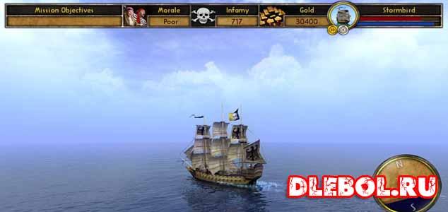 Buccaneer The Pursuit of Infamy список игр про пиратов