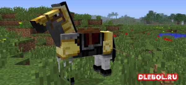 Лошадь в майнкрафт
