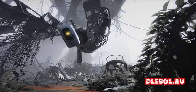 скачать игру портал 2 через торрент бесплатно на компьютер на русском - фото 10