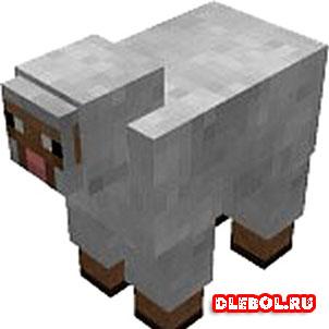 Овца майнкрафт