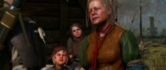 Где найти жену Кровавого барона в ведьмаке 3
