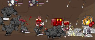 Обзор на игру Castle Crashers